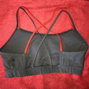 Adidas Other - ADIDAS WORKOUT WOMAN'S SPORTS / YOGA BRA
