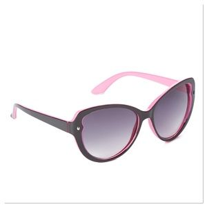 Betsy Johnson Oversized Sunglasses