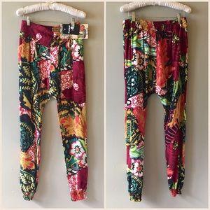 Desigual Pants - NWT Desigual artists Eva jogger pants