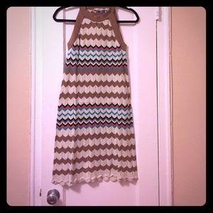 Autumn Cashmere Dresses & Skirts - Cotton knit autumn cashmere dress