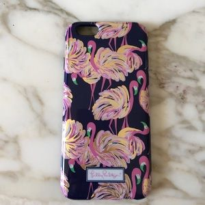 Lilly Pulitzer Accessories - Lilly Pulitzer iPhone 6/6s Case in Gimme Some Leg