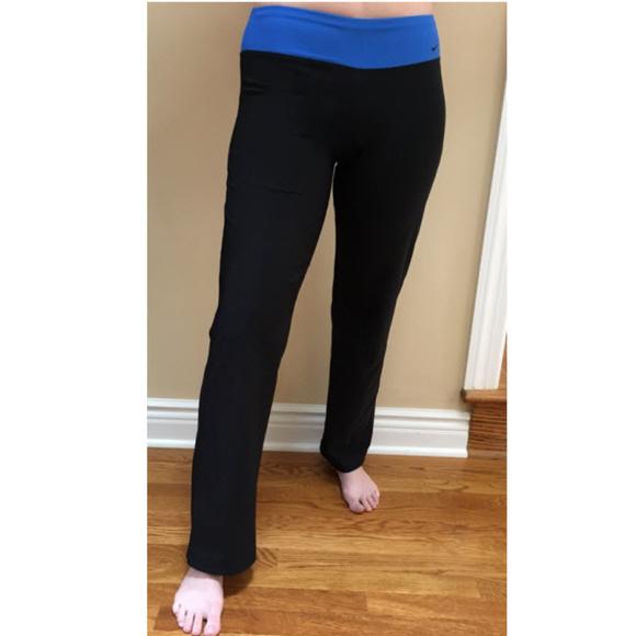 Nike Pants Jumpsuits Drifit Workout Yoga Pant Poshmark