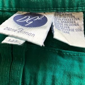 DG2 by Diane Gilman Jeans - DG2 by Diane Gilman Jeans Size 14T