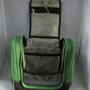 9c1d907d22c9 Lands  End Bags - Lands  End Hanging Travel Kit New
