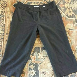 Dress Barn Pants - Work dress capris