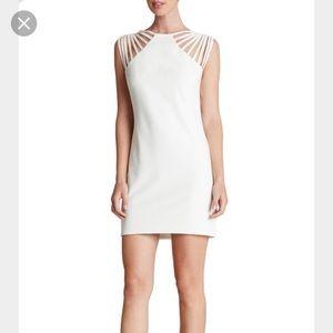 Dress the Population Dresses & Skirts - Dress The Population Strappy Shoulder Sheath Dress