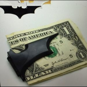 Batman Other - Batman Magnetic Wallet Money Clip/New
