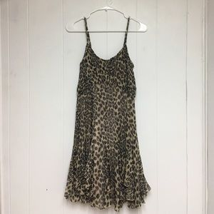 Rebecca Taylor Dresses & Skirts - Rebecca Taylor animal print dress