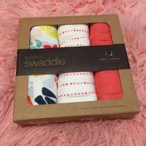 aden + anais Other - NWT - Limited Edition Bamboo Swaddlers