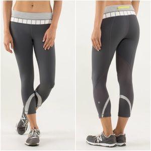 lululemon athletica Pants - Lululemon Run Inspire Crops