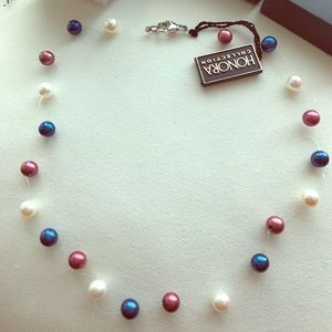 Honora Jewelry - New honora colored cultured pearl necklace