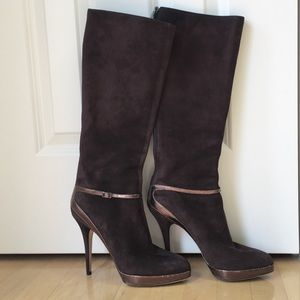 Jimmy Choo Knee High Boots