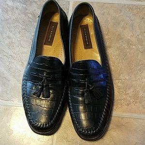 Florsheim Other - Floresheim black loafers size 13 D like new tassle