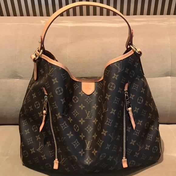 2a99232bdac7 Louis Vuitton Handbags - Louis Vuitton Delightful GM ~ Retired