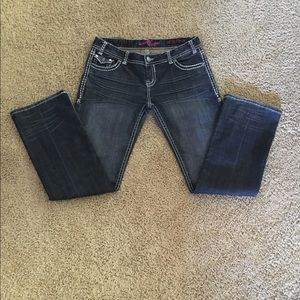 Rock & Roll Cowgirl Denim - ROCK & ROLL 🎶 Cowgirl Bootcut Jeans
