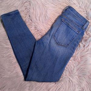 J. Crew Denim - J. Crew High Rise Skinny Jeans