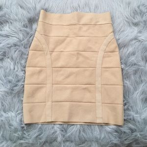 BEBE Bodycon Pencil Skirt