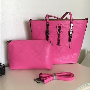 New Pink Tote