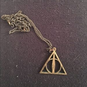 Jewelry - Deathly hallows neacklace