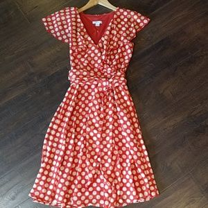Dress Barn Dresses & Skirts - Pin up perfect, backyard bbq dress NWOT