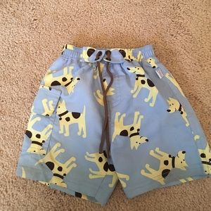I Play Other - Diaper Swim Shorts