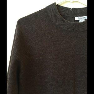 Very nice dark brown sweater