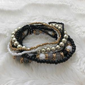 Jewelry - ✨NWOT✨ Layer bracelets!