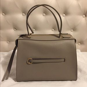 Celine Handbags - NWT Celine Small Ring Tote in Light Taupe color