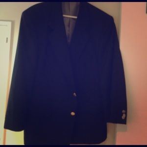 Other - Like new black blazer no pants missing tag 38R