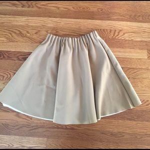 Zara Basic Skirt!