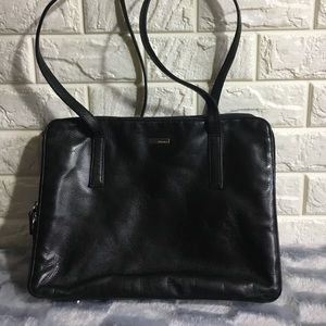 Perlina Handbags - Leather work bag