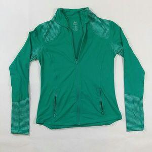 RBX Jackets & Blazers - Rbx Green Zip Up