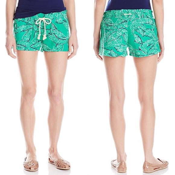 d605990970 Roxy Shorts | Oceanside Printed Beach | Poshmark