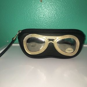 Bird by Juicy Couture Accessories - Juicy Couture Sunglass pouch