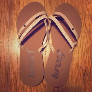 Reef Shoes - Reef Sandals - never worn