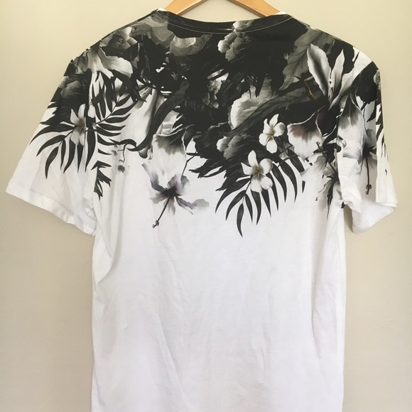 69 off zara other nwt zara men 39 s yoke floral shirt from for Zara mens floral shirt