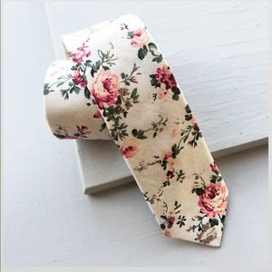 Other - Men's floral tie