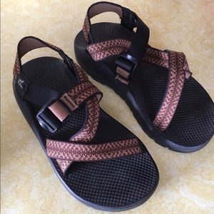 Chaco Shoes - Chaco Brown Sandals Size M 9 W 11