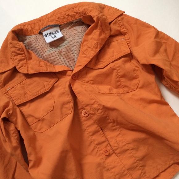 745827da Columbia Jackets & Coats | Boys 3t Pfg Fishing Shirt | Poshmark