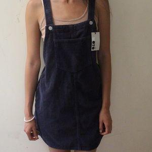 Topshop PETITE Dresses & Skirts - Topshop Overall Dress