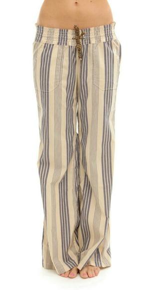 38b1682c34 Roxy Pants | Womens Oceanside Palazzo Beach | Poshmark