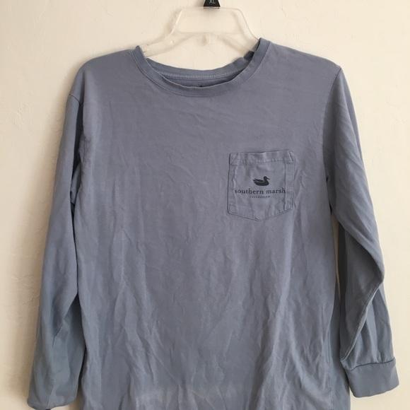 49 Off Southern Marsh Tops Southern Marsh Tee Shirt