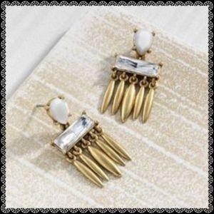 Silpada Jewelry - Silpada brass chandelier earrings