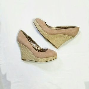 Fergalicious Shoes - Fergilicious  Fergie espadrille wedge