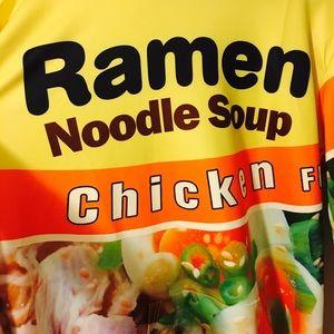 Jackets Coats Chicken Ramen Noodle Hoodie Jacket Size Xl Cute