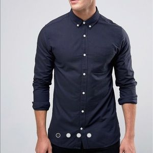 Jack and Jones Other - Jack and Jones Premium Long Sleeve Oxford Shirt