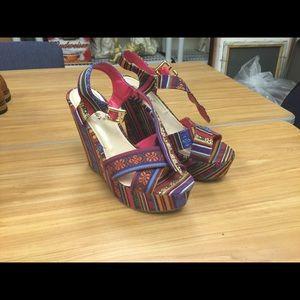 Breckelles Shoes - Breckelles shoes size 7.5