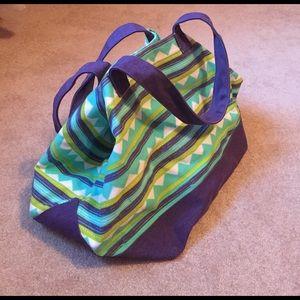 Handbags - Large beach bag