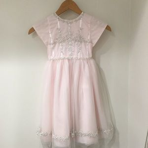 Joan Calabrese Other - Girls pink dress- 112351B