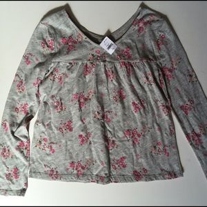 GAP Other - Gap Kids girls printed top new with tags
